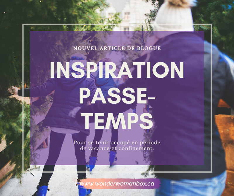 Inspiration passe-temps