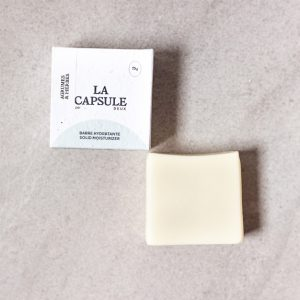 Barre Hydratante Vanille Sucrée – Collection La Capsule