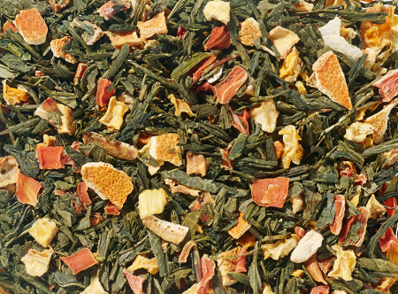 Orange Quietude Tea