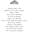 Magazine Nomade vol. 003 - Fall-Winter