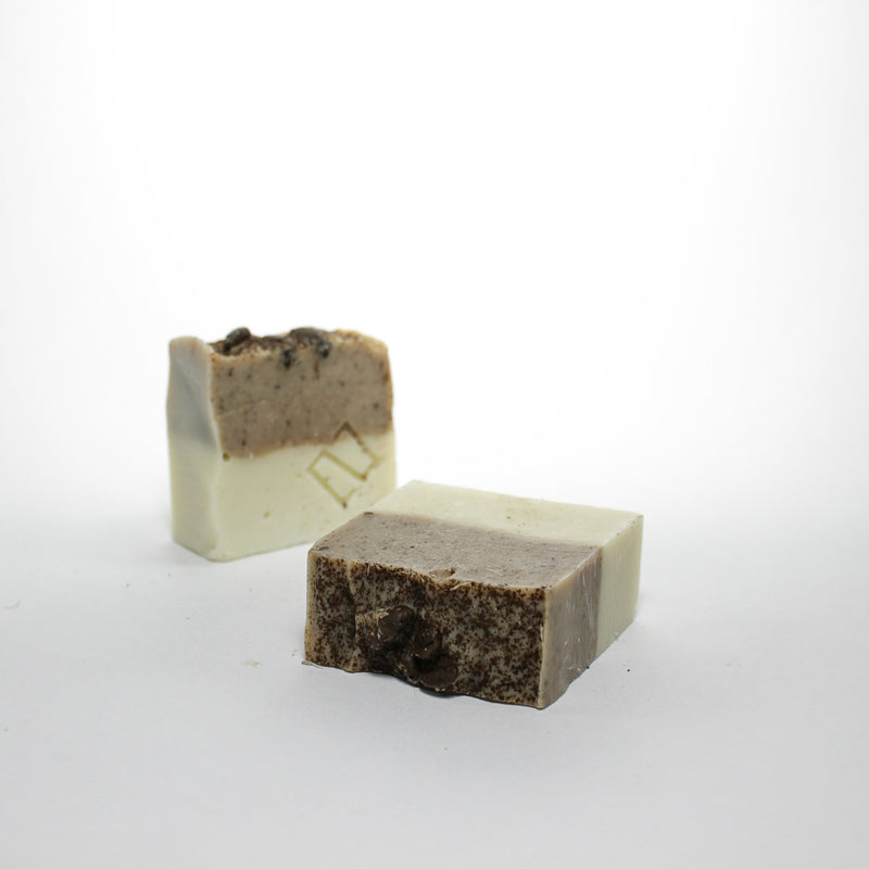 Coffee & almond soap