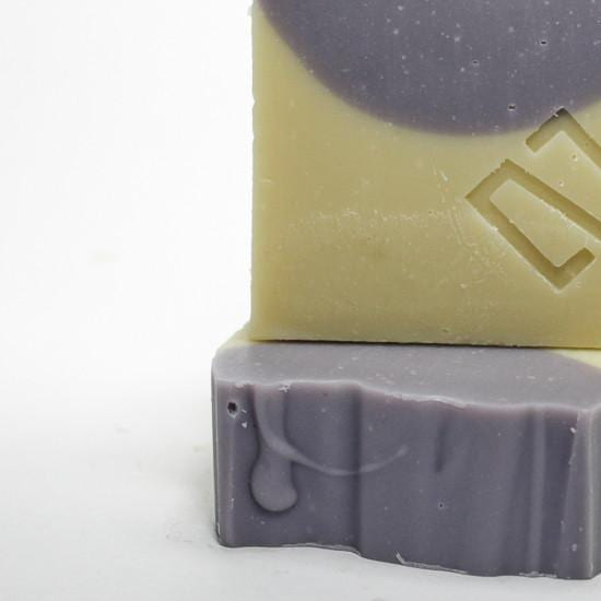 Patchouli & Chamomile Soap BOTH cosmetics