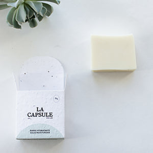 Barre Hydratante Agrumes & Herbes – Collection La Capsule