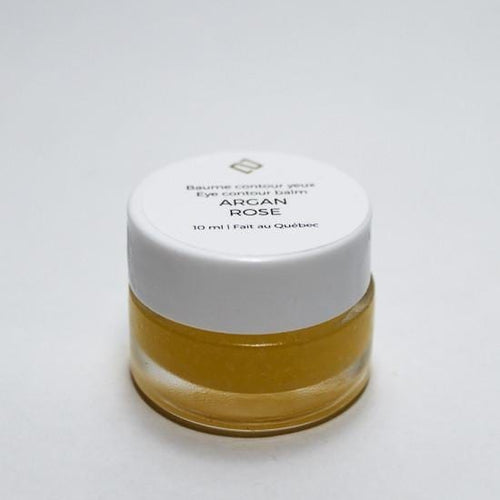 Argan & Rose Eye Balm