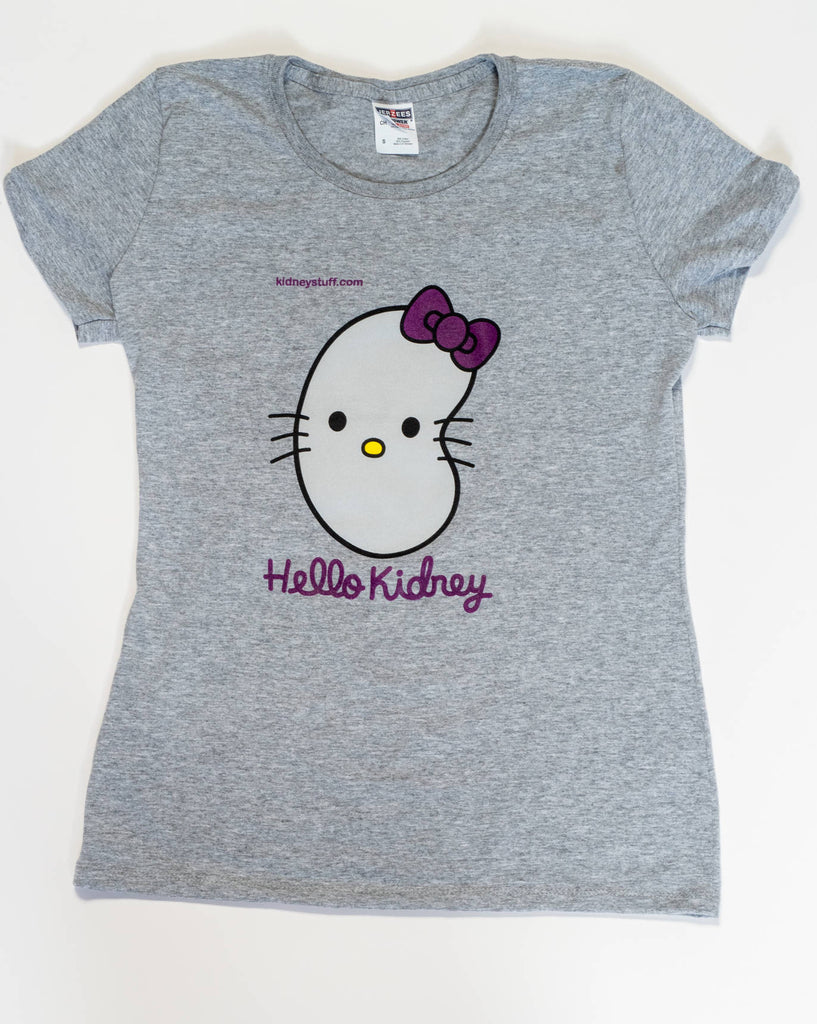 Hello Kidney T-Shirt, Women's