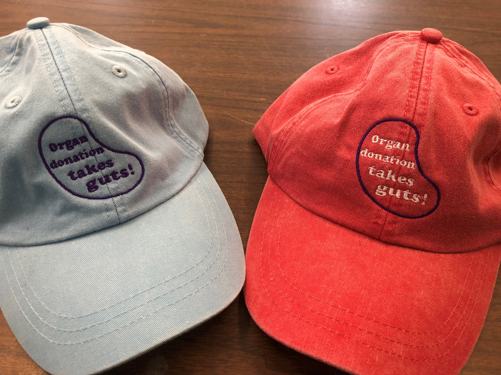 Organ Donation Takes Guts  baseball cap