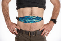 Blue Wave Premium Tuck-away Belt