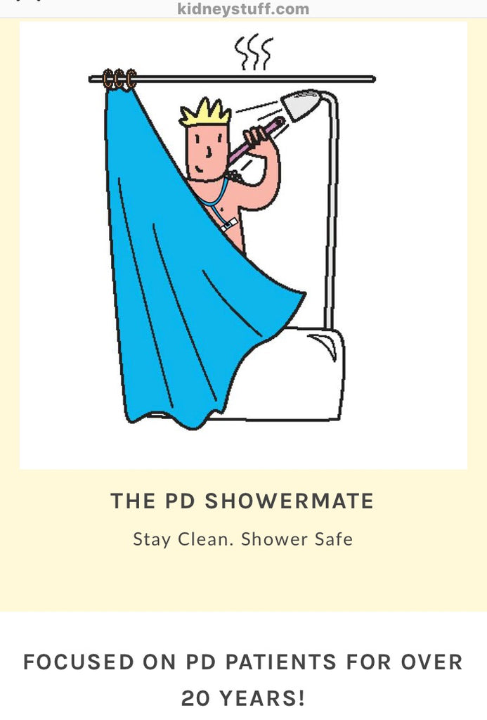 Pd-showermate