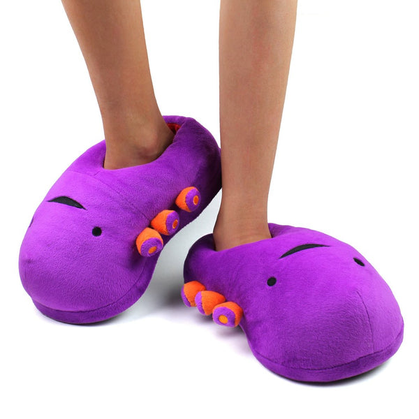 NEW Plush Kidney Slippers!