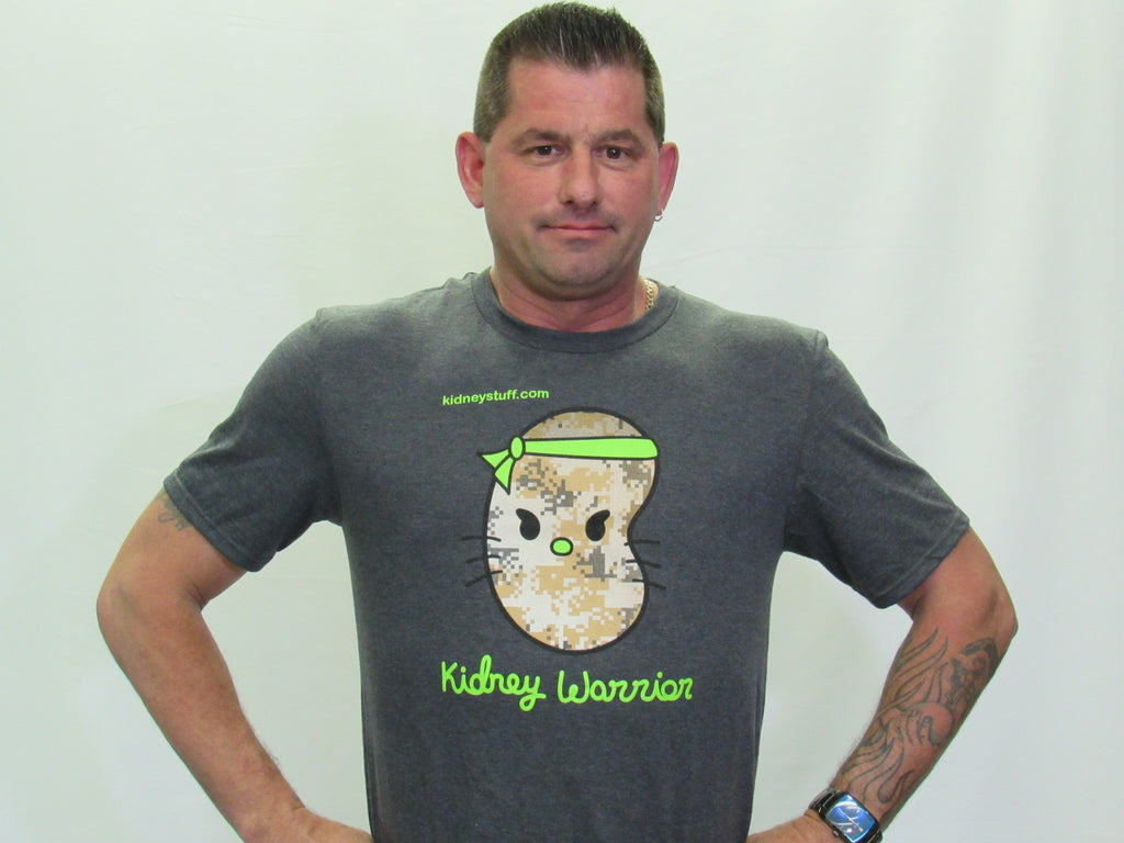 Kidney Warrior T-Shirt Men's