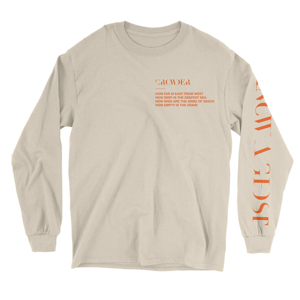 I Know A Ghost Long Sleeve