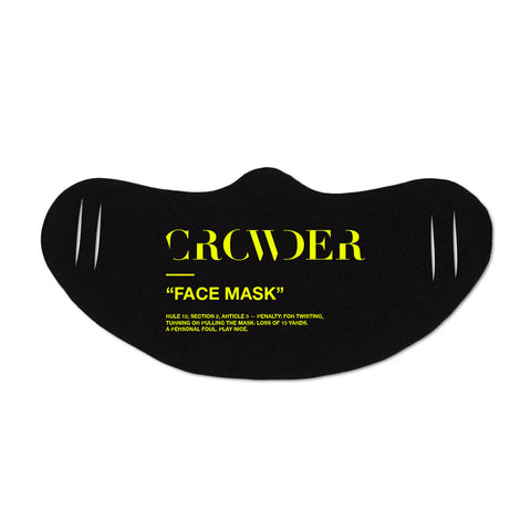 "Crowder Fabric ""Face Mask"""