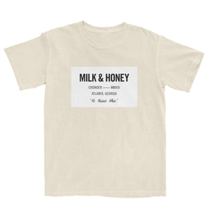 Milk & Honey T-shirt: PRE-ORDER