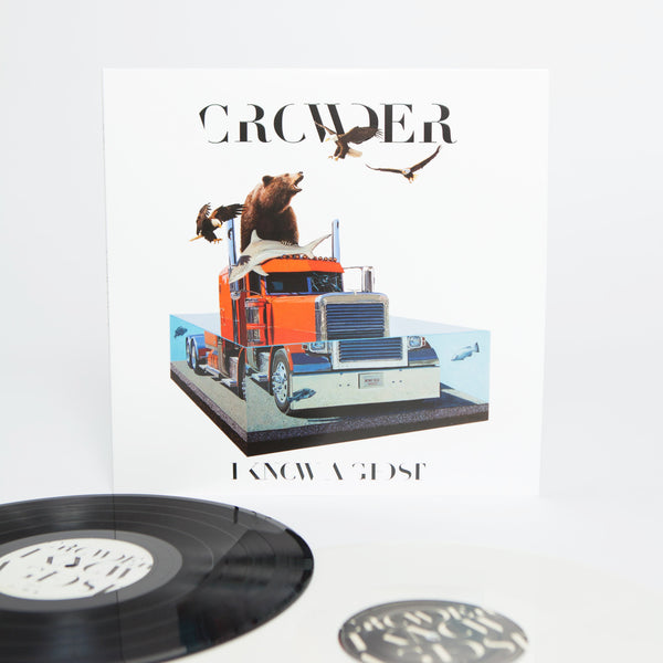 I Know A Ghost Vinyl