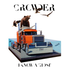 Crowder I Know A Ghost CD Cover