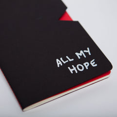 All My Hope Journal Close Up