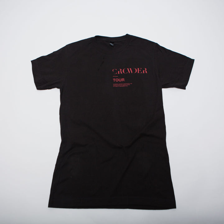 I Know A Ghost Fall Tour T-shirt (2018)
