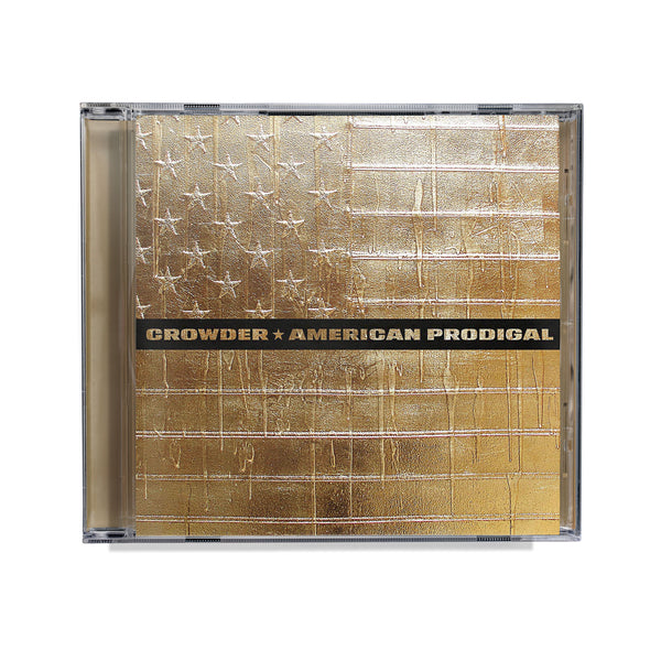 american prodigal deluxe crowder jewelcase cd