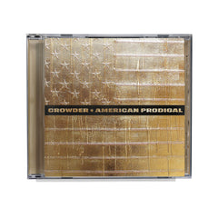 american prodigal crowder jewelcase cd