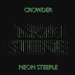David Crowder - Neon Steeple CD Cover
