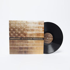 "David Crowder Music ""American Prodigal"" Vinyl LP Record"