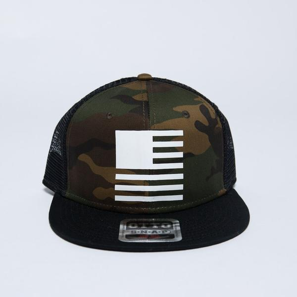 David Crowder Music American Prodigal Camo Trucker Hat