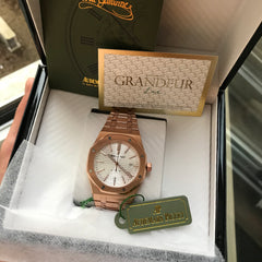 AP Automatic Rose Gold - Grandeur Lux