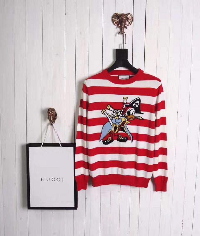 Gucci Sweater Striped Duck Pirate