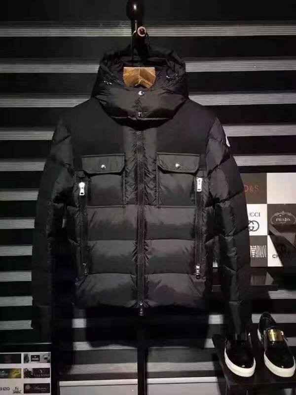 Moncler Mens Carbon Shoulders
