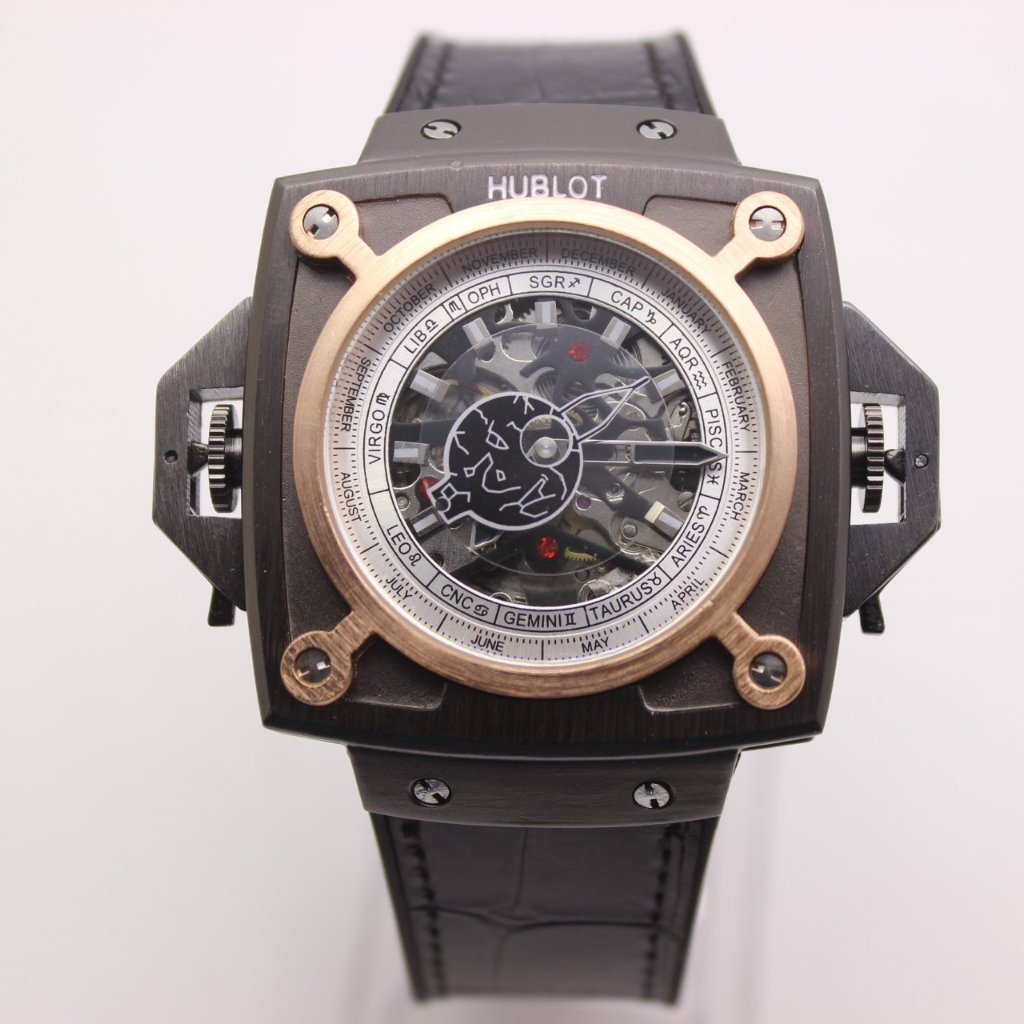 Hublot Antikythera SunMoon black gold - Grandeur Lux