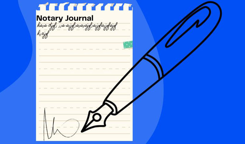 Notary Journal Complements