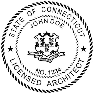 Connecticut Architect - Prostamps
