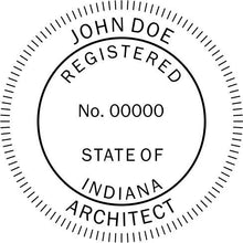 Indiana Architect - Prostamps