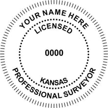 Kansas Land Surveyor - Prostamps