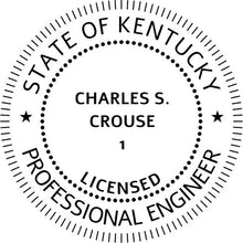 Kentucky Engineer - Prostamps