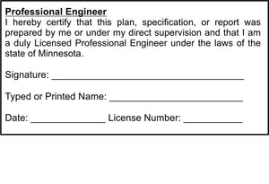 Minnesota Engineer - Prostamps