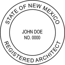 New Mexico Architect - Prostamps