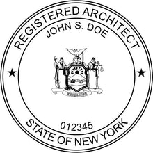 New York Architect - Prostamps
