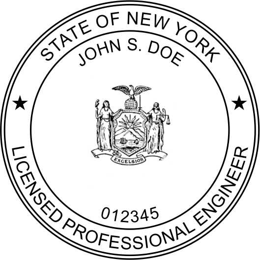 New York Engineer - Prostamps