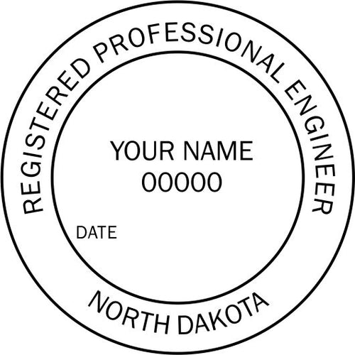 North Dakota Engineer - Prostamps