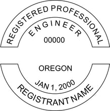 Oregon Engineer - Prostamps