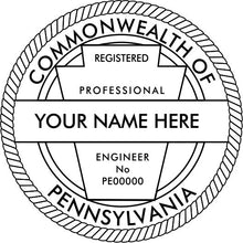 Pennsylvania Engineer - Prostamps