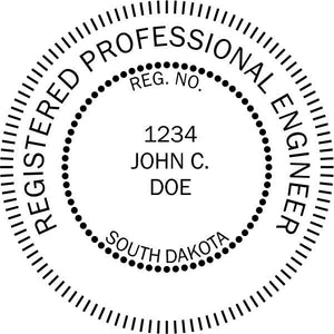 South Dakota Engineer - Prostamps