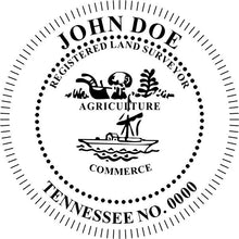 Tennessee Land Surveyor - Prostamps