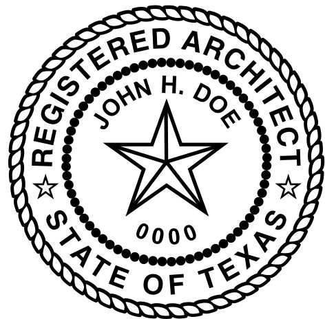 Texas Architect - Prostamps