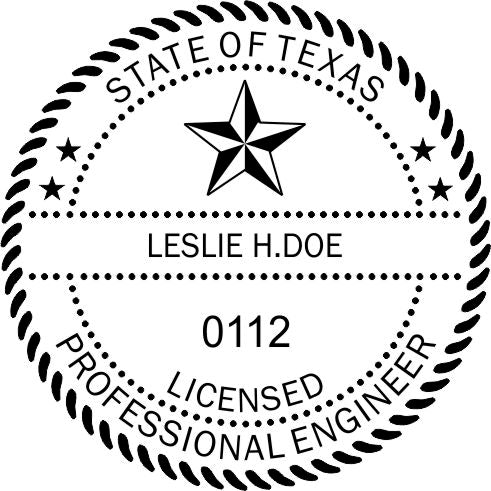 Texas Engineer - Prostamps