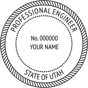 Utah Engineer - Prostamps