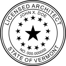 Vermont Architect - Prostamps