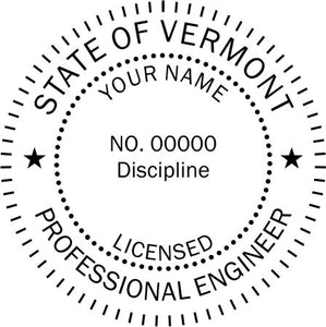 Vermont Engineer - Prostamps