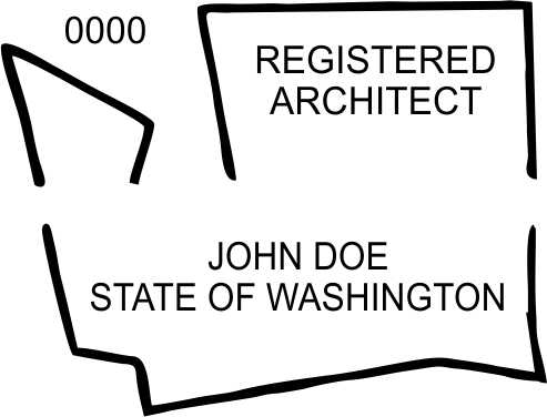 Washington Architect - Prostamps